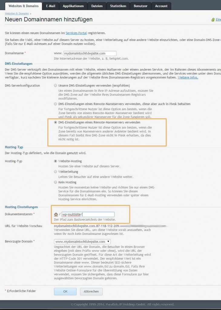 plesk-wp-multisite-add-domain-how-to-setup-2