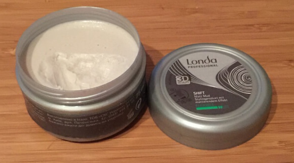 haarwachs inhalt LONDA Styling Glanz Spin Off Wachs 75 ml